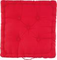 Ülőpárna Ninix - piros, textil (40/40/10cm) - MÖMAX modern living