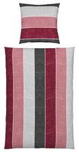 Bettwäsche Mariella in Rot, ca. 135x200cm - Rot, KONVENTIONELL, Textil (135/200cm) - Mömax modern living