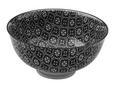 Schale Shiva in verschiedenen Designs - Schwarz/Weiß, LIFESTYLE, Keramik (11,5/5,8/cm) - Mömax modern living