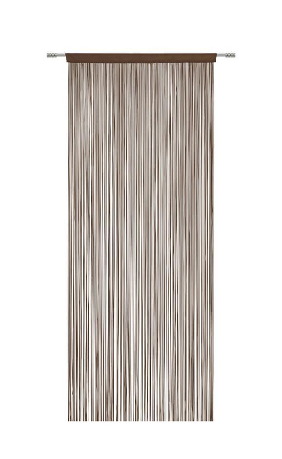 Nitasta Zavesa Promotion - lila/modra, Konvencionalno, tekstil (90/200cm) - Mömax modern living