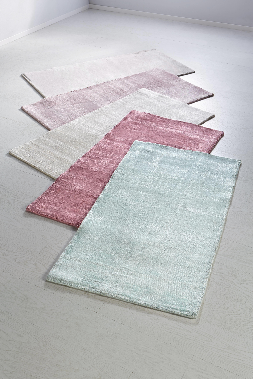 Webteppich Andrea in Grau, ca. 70x140cm - Grau, Textil (70/140cm) - MÖMAX modern living