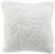 Kissen Marle ca. 45x45cm Weiß - Weiß, MODERN, Textil (45/45cm) - Mömax modern living