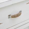 Sideboard Lewis Vintage - Weiß, MODERN, Holz (120/87/34cm) - Modern Living