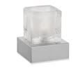TISCHLEUCHTE Justus, max. 40 Watt - LIFESTYLE, Glas/Metall (10,5cm) - MÖMAX modern living