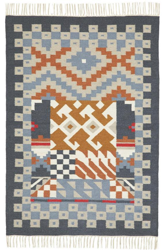 Kelim-teppich Jesmin 160x230 cm - Multicolor, KONVENTIONELL, Textil (160/230cm) - Premium Living
