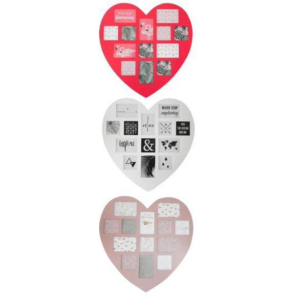 bilderrahmen heart ca 60x59cm online kaufen m max. Black Bedroom Furniture Sets. Home Design Ideas