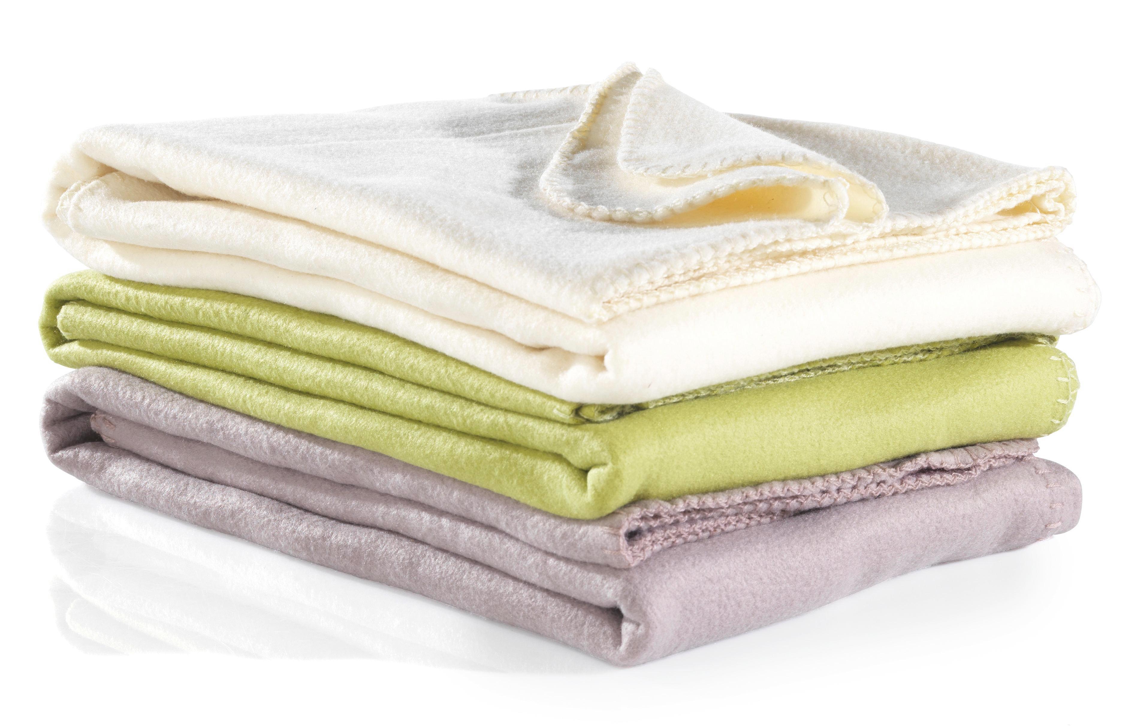 Fleecedecke Trendix - Grün, Textil (130/180cm) - MÖMAX modern living
