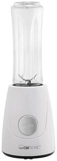 Smoothie Maker Clatronic - Weiß, MODERN, Kunststoff (13/37/12,5cm) - Clatronic