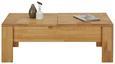 Couchtisch Eiche - Eichefarben, KONVENTIONELL, Holz (120/60/45cm) - Zandiara
