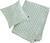 Tagesdecke inkl. Kissen Aida 140x220cm - Mintgrün, MODERN, Textil (140/220cm)