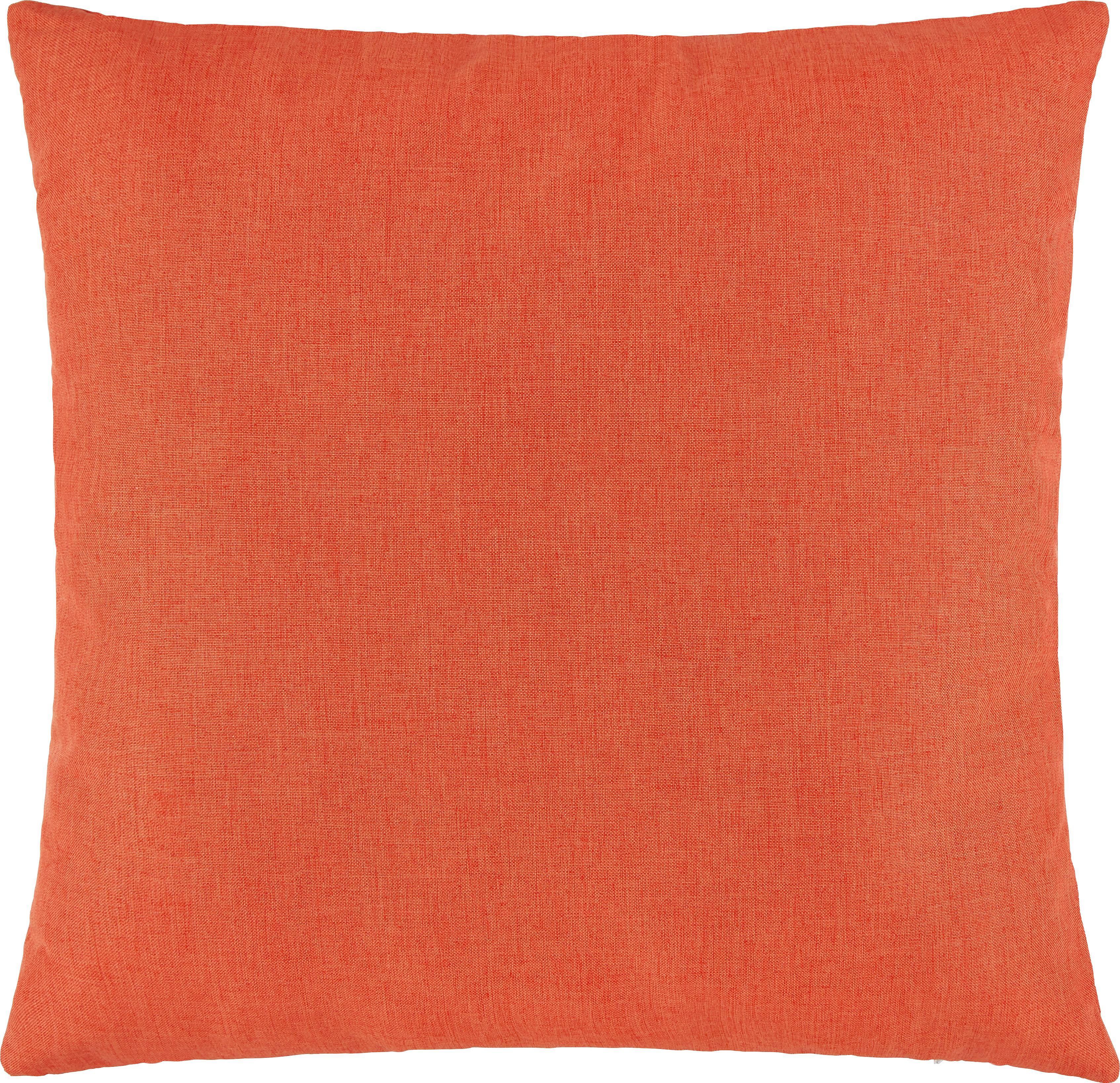 Zierkissen in Orange, ca. 45x45cm - Orange, MODERN, Textil (45/45cm) - MÖMAX modern living