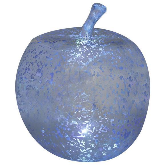 Okrasna Led-svetilka Apfel - krom, umetna masa (10,45/14,53cm) - Mömax modern living