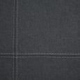 Bett Mika ca.180x200cm - Dunkelgrau, MODERN, Holz/Textil (211/188/89cm) - Mömax modern living