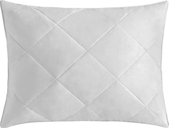 Kopfpolster Steffi in Weiß, ca. 70x90cm - Weiß, Textil (70/90cm) - Mömax modern living