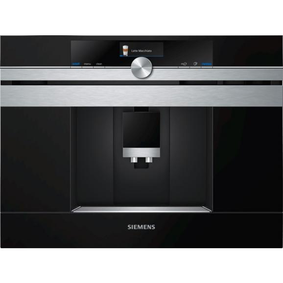 Kaffeevollautomat CT636LES6 - Metall (59,4/45,5/38,5cm) - Siemens