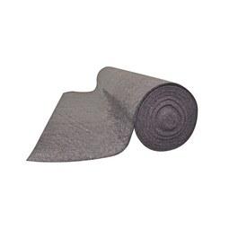Abdeckvlies Leon Dunkelgrau - Dunkelgrau, KONVENTIONELL, Kunststoff/Textil (1000cm) - Venda