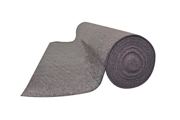 Pokrivni Flis Leon - temno siva, Konvencionalno, umetna masa/tekstil (1000cm) - Venda