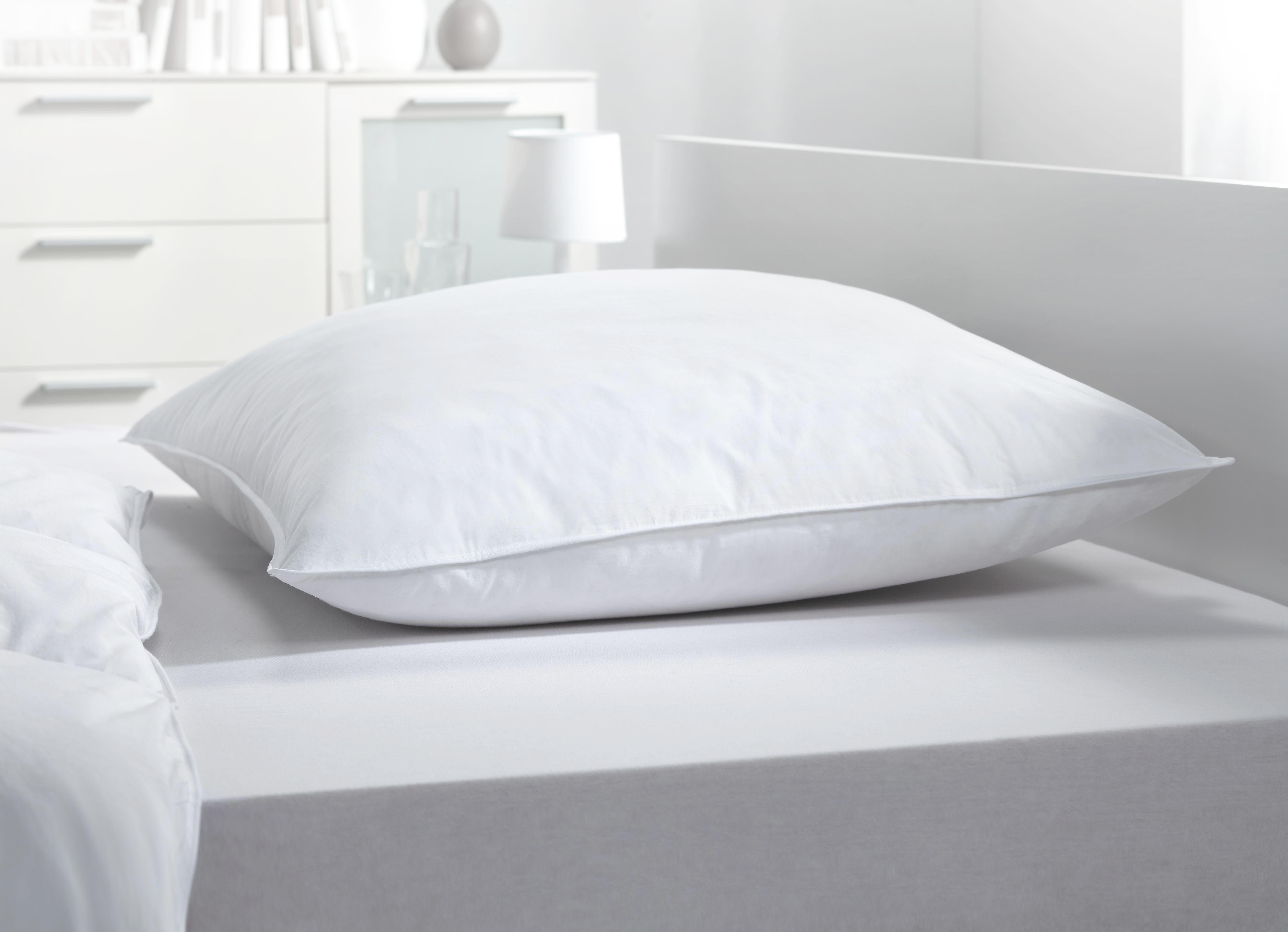 3-kamrás Párna Vanessa - fehér, textil (70/90cm) - MÖMAX modern living