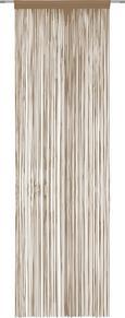Nitasta Zavesa Victoria - rjava, tekstil (90/245/cm) - Mömax modern living