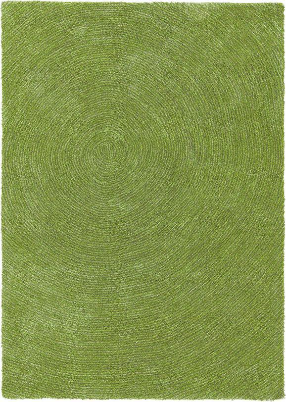Szőnyeg Marcel - Zöld, modern, Textil (120/170cm) - Mömax modern living