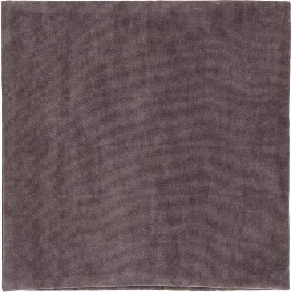 Prevleka Blazine Marit - siva, tekstil (40/40cm) - Mömax modern living