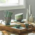 Becher Sandy in Grau aus Keramik - KONVENTIONELL (8,9/10cm) - Mömax modern living