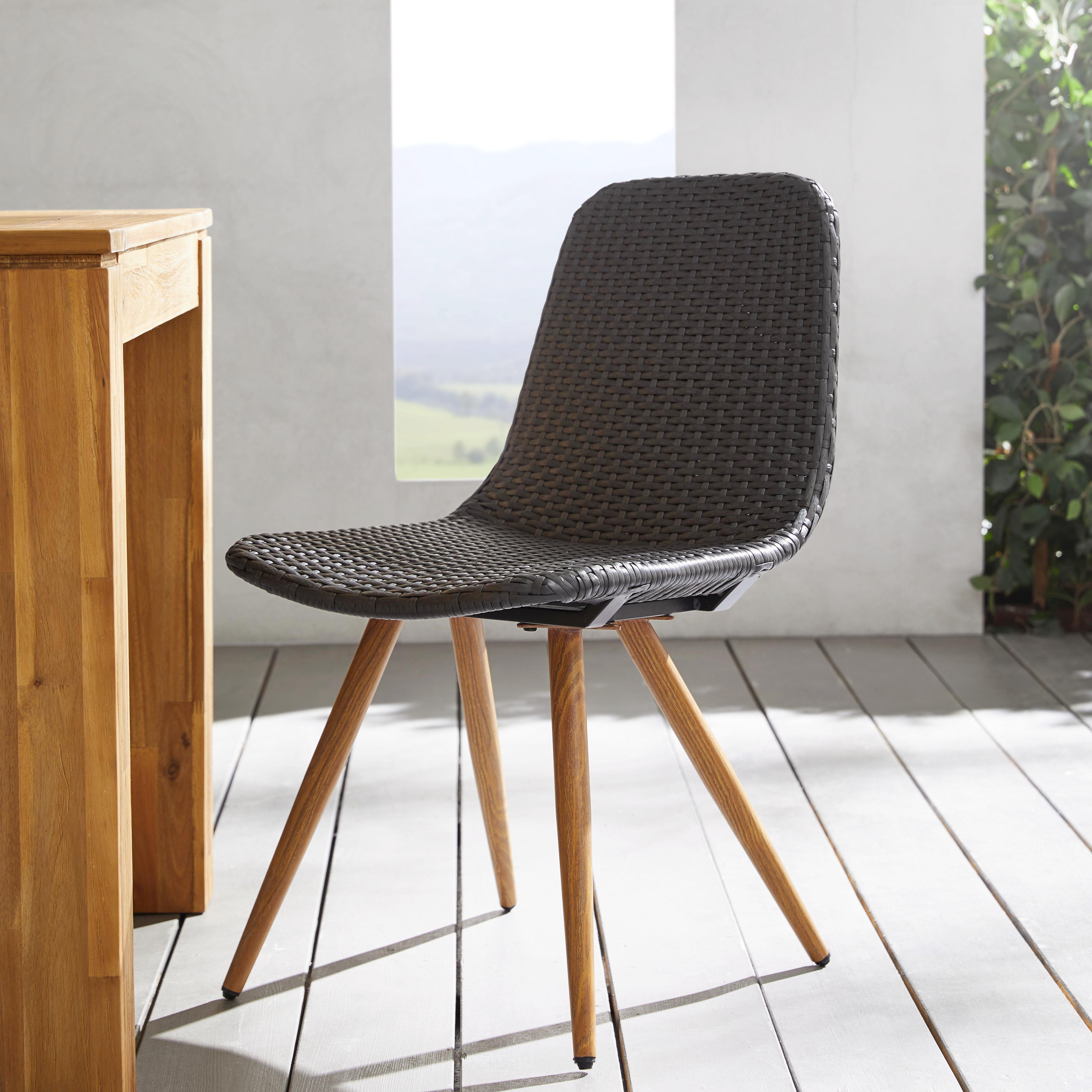 Designer Gartensofa Indoor Outdoor: Teakor