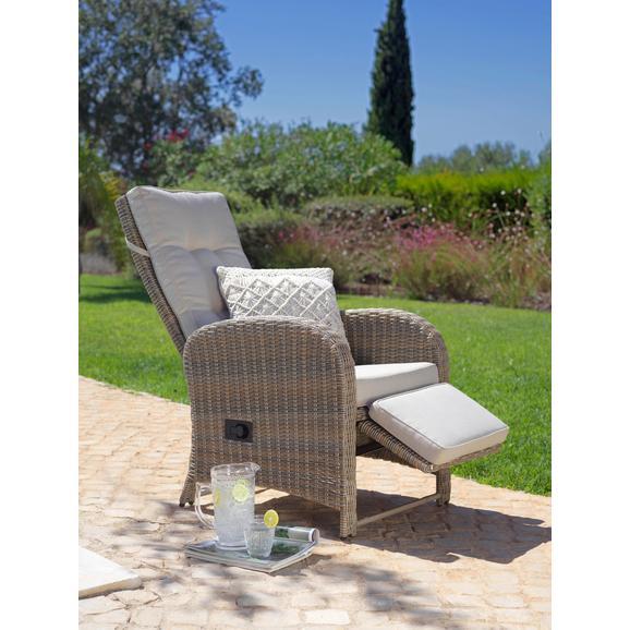 relaxsessel monaco in braun online kaufen m max. Black Bedroom Furniture Sets. Home Design Ideas