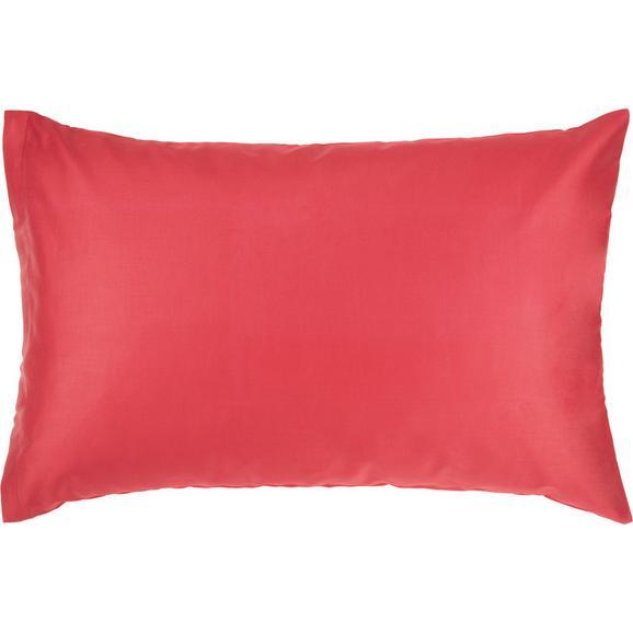 Párnahuzat Belinda - Piros, Textil (40/60cm) - Premium Living