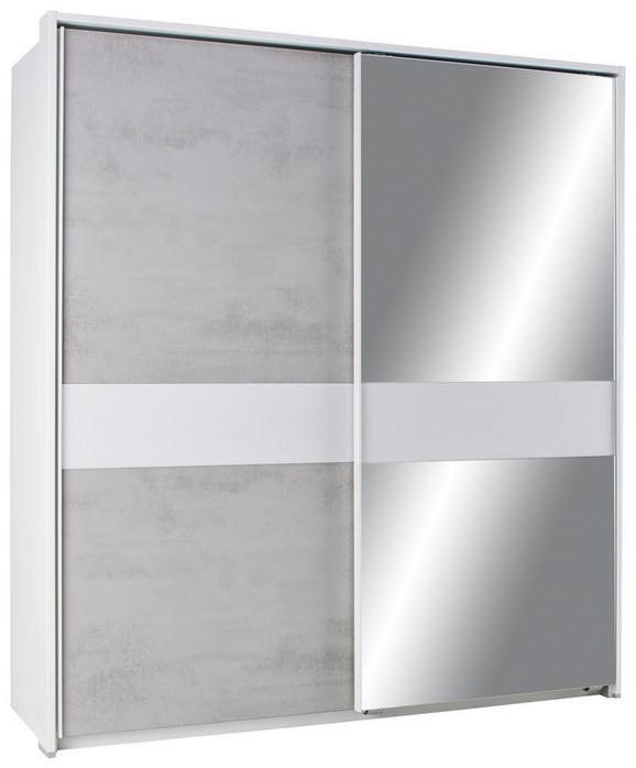 Passepartoutrahmen Weiß - Weiß, KONVENTIONELL, Holzwerkstoff (180qm) - Modern Living