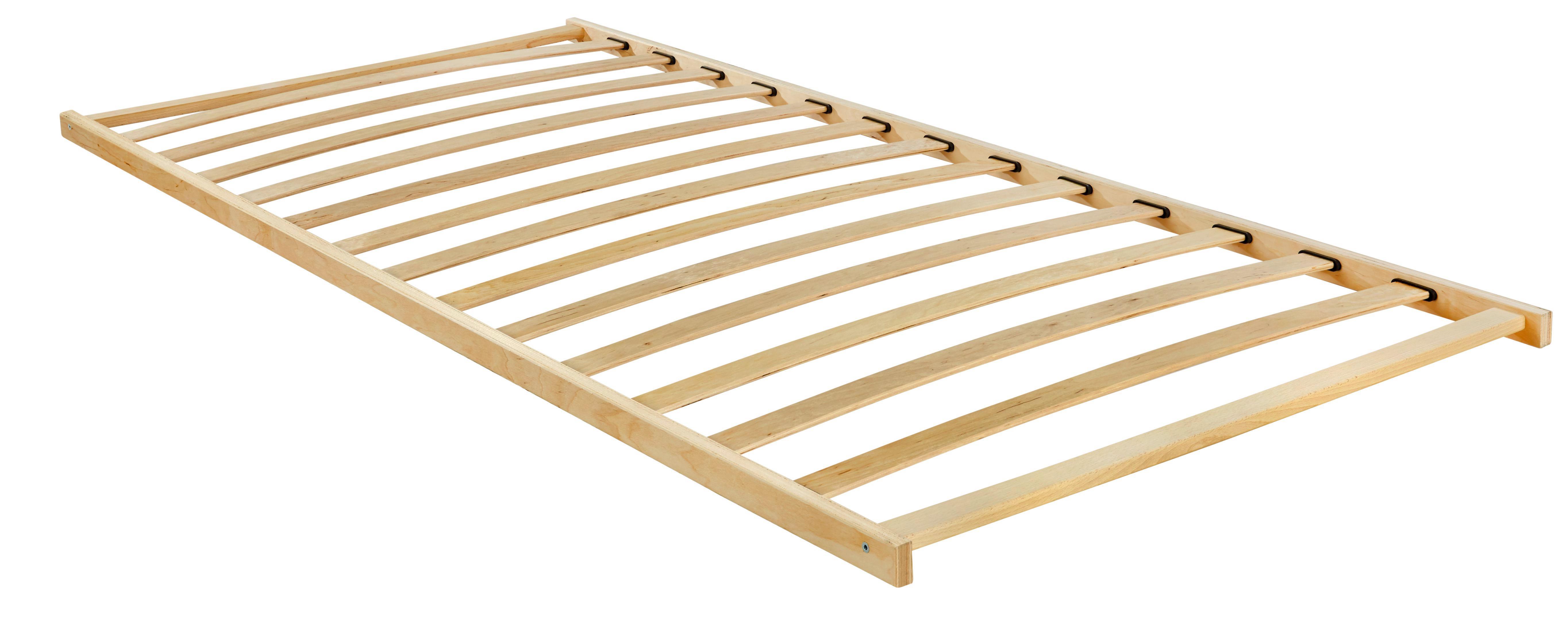 Lattenrost aus Holz, ca. 90x200cm - (90/200cm) - NADANA