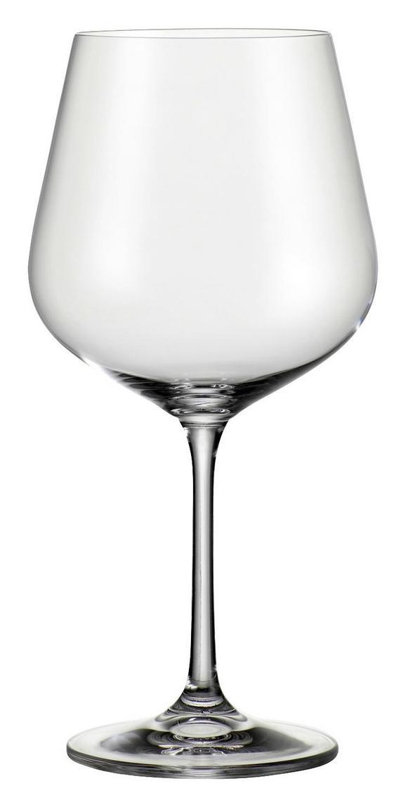 Kozarec Za Burgundec Norma - prozorna, Moderno, steklo (0,6l) - Bohemia