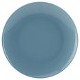 Farfurie Pentru Desert Sandy - albastru, Konventionell, ceramică (20,4/1,8cm) - Modern Living