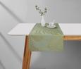 Nadprt Laguna - zlata/svetlo zelena, tekstil (45/150cm) - Mömax modern living