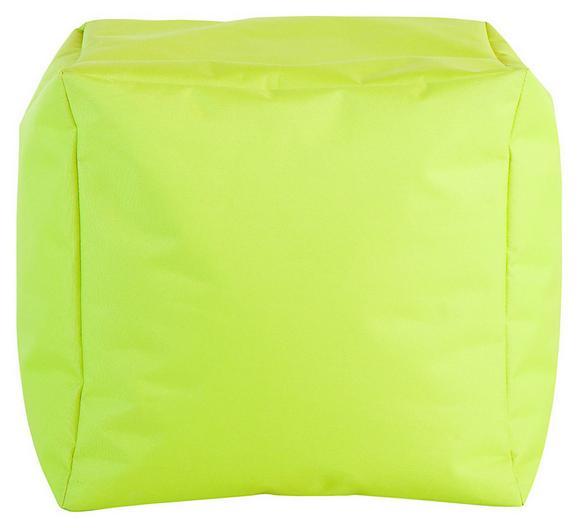 Tabure Cube S -sb- - limeta, Moderno, tekstil (40/40/40cm) - Mömax modern living