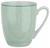 Kaffeebecher Nina aus Porzellan ca. 340ml - Mintgrün, Keramik (8,5/10cm) - Mömax modern living