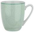 Kaffeebecher Nina Mint Porzellan - Mintgrün, Keramik (8,5/10cm) - Mömax modern living