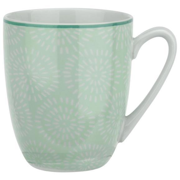 Lonček Za Kavo Nina - meta zelena, keramika (8,5/10cm) - Mömax modern living