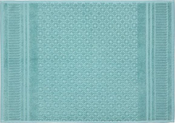 Kopalniška Preproga Carina - zelena, Romantika, tekstil (50/70cm) - Mömax modern living