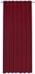 Verdunkelungsvorhang Riccardo Weinrot 140x245cm - Weinrot, MODERN, Textil (140/245cm) - Premium Living