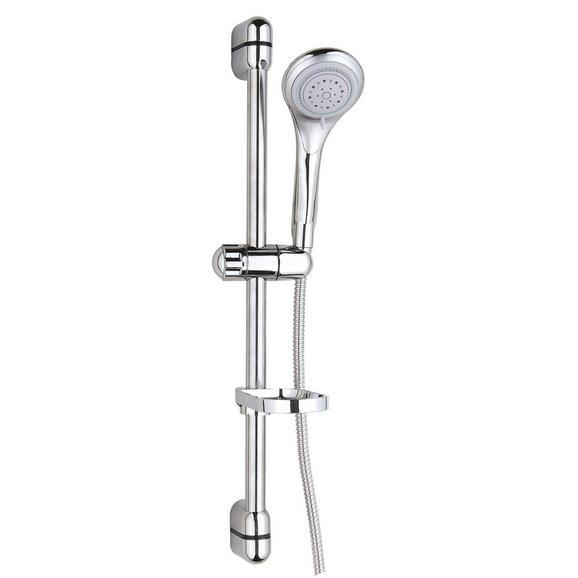 Zuhanyszett As121 - Króm (15/110/10cm) - Sanotechnik
