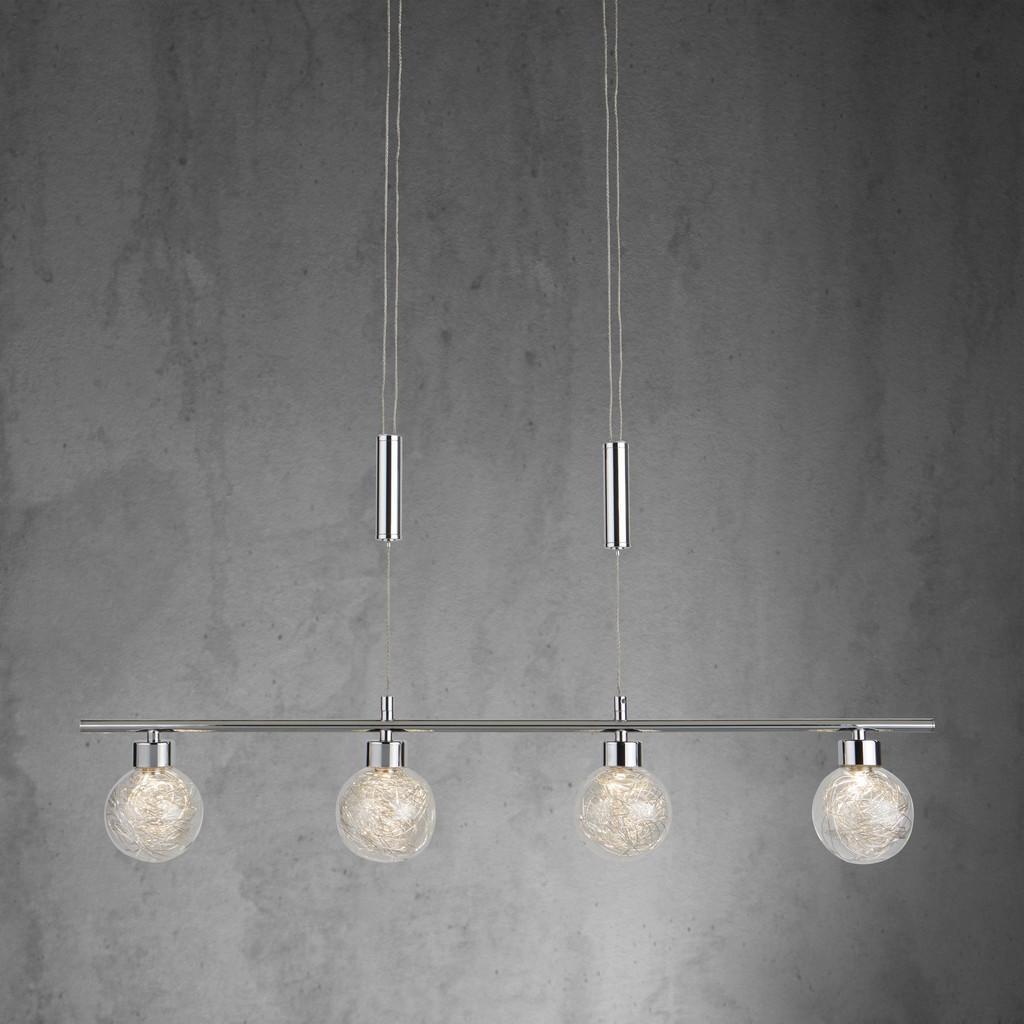 LED-Hängeleuchte Mathis