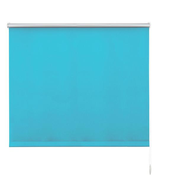 Klemmrollo Thermo in Petrol, ca.100x150cm - Petrol, Textil (100/150cm) - Mömax modern living