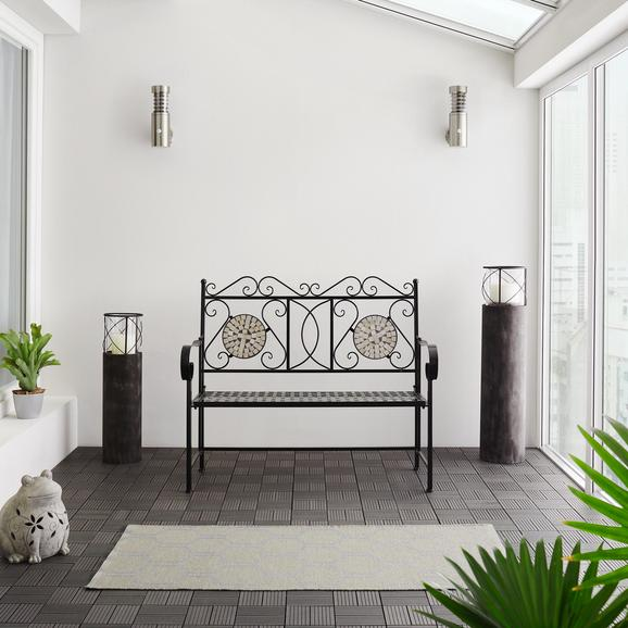 gartenbank aus metall online bestellen. Black Bedroom Furniture Sets. Home Design Ideas
