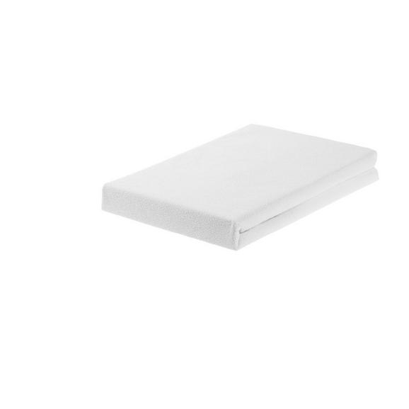 Matratzeschoner Xaver in Weiß ca. 90x200cm - Weiß, Textil (200/90/4cm) - Mömax modern living