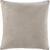 Zierkissen Stefanie in Beige, ca. 45x45cm - Beige, MODERN, Textil (45/45cm) - PREMIUM LIVING