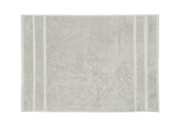 Badematte Melanie ca. 50x70cm - Grau, Textil (50/70cm) - MÖMAX modern living