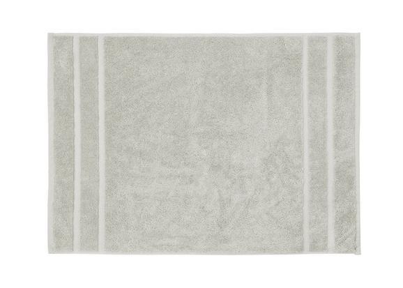Badematte Melanie Stein 50x70cm - Grau, Textil (50/70cm) - Mömax modern living