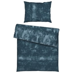 Ágyneműhuzat Marble -ext- - Kék, modern, Textil (140/200cm) - Mömax modern living