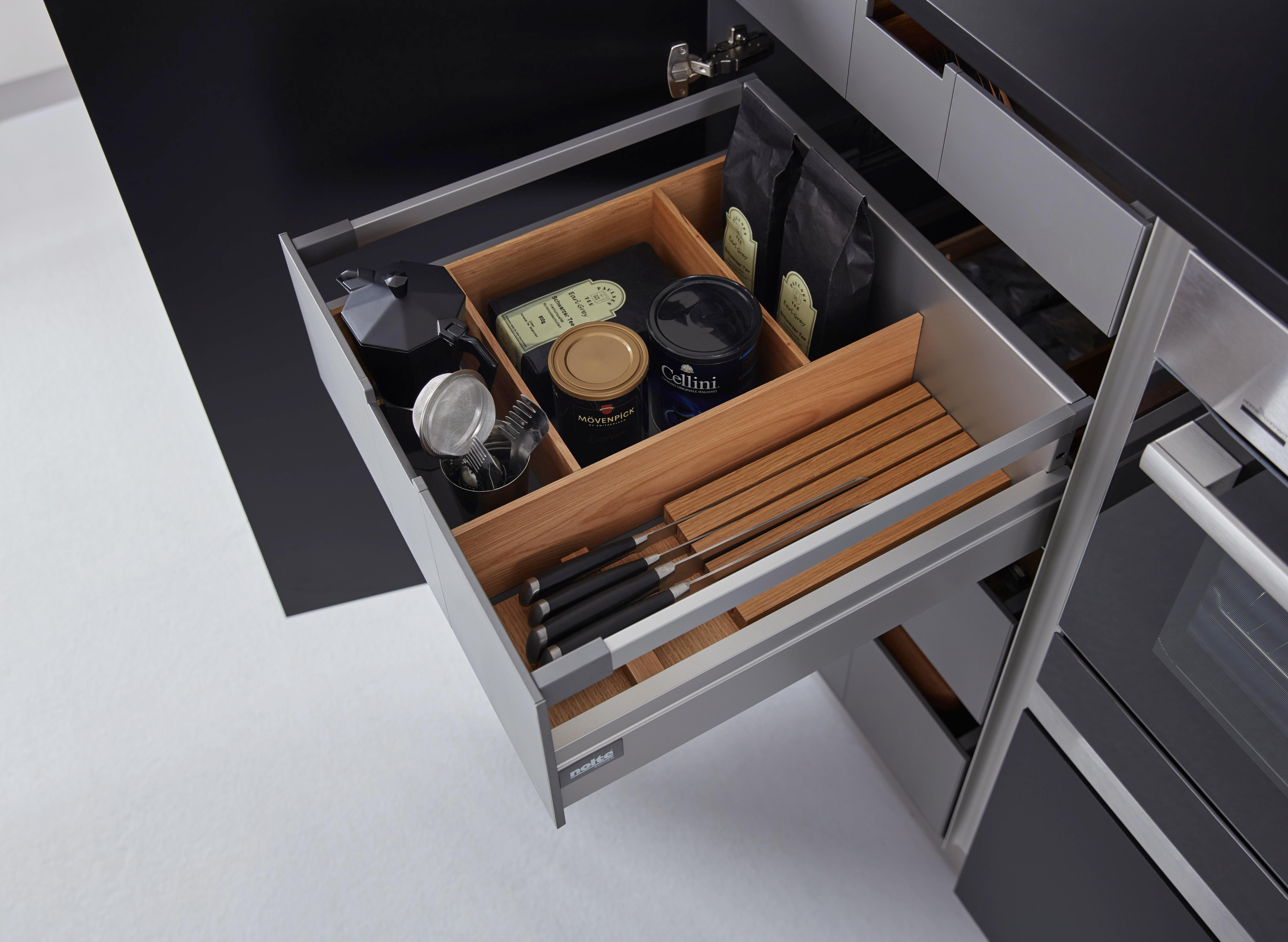 Ziemlich Nolte Küchen Schubladeneinsatz Zeitgenössisch Die